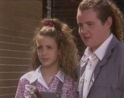 Hannah Martin, Toadie Rebecchi in Neighbours Episode 2597