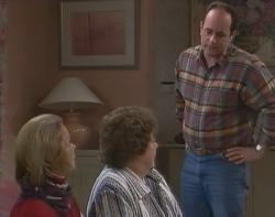Helen Daniels, Marlene Kratz, Philip Martin in Neighbours Episode 2641