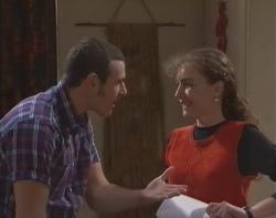 Stonie Rebecchi, Debbie Martin in Neighbours Episode 2641