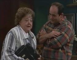 Marlene Kratz, Philip Martin in Neighbours Episode 2641