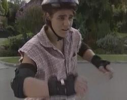 Casper Mack in Neighbours Episode 2641