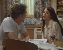 Ben Atkins, Sarah Beaumont in Neighbours Episode 2897