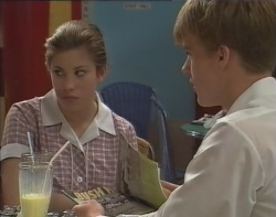 Anne Wilkinson, Billy Kennedy in Neighbours Episode 2897