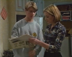 Lance Wilkinson, Amy Greenwood in Neighbours Episode 2897