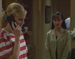 Lisa Elliot, Susan Kennedy in Neighbours Episode 2897