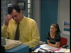 Karl Kennedy, Sarah Beaumont in Neighbours Episode 2996