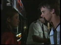 Anne Wilkinson, Billy Kennedy in Neighbours Episode 2996