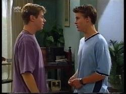 Lance Wilkinson, Billy Kennedy in Neighbours Episode 3109