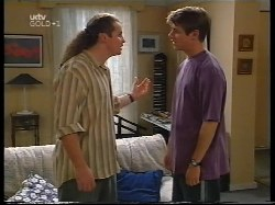 Toadie Rebecchi, Lance Wilkinson in Neighbours Episode 3109