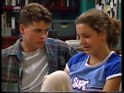 Michael Martin, Hannah Martin in Neighbours Episode 3109