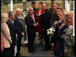 Madge Bishop, Harold Bishop, Lou Carpenter, Philip Martin, Ben Atkins, Lance Wilkinson, Amy Greenwood in Neighbours Episode 3109
