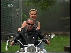 Harley Rider, Ruth Wilkinson in Neighbours Episode 3109