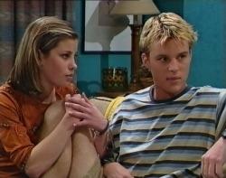 Anne Wilkinson, Billy Kennedy in Neighbours Episode 3212