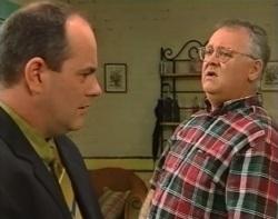 Philip Martin, Harold Bishop in Neighbours Episode 3212