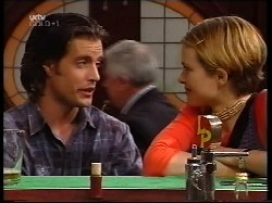 Drew Kirk, Sally Upton in Neighbours Episode 3220