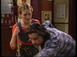 Sally Upton, Drew Kirk in Neighbours Episode 3220
