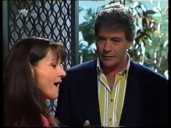 Susan Kennedy, George Caroana in Neighbours Episode 3222