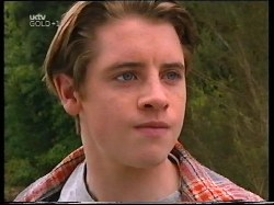 Tad Reeves in Neighbours Episode 3225