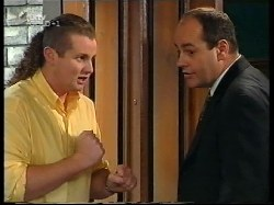 Toadie Rebecchi, Philip Martin in Neighbours Episode 3225