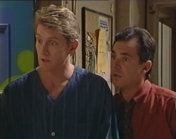 Mike Healy, Karl Kennedy in Neighbours Episode 3239