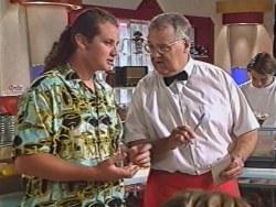 Toadie Rebecchi, Harold Bishop in Neighbours Episode 3280