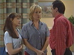 Susan Kennedy, Ruth Wilkinson, Karl Kennedy in Neighbours Episode 3281