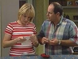 Ruth Wilkinson, Philip Martin in Neighbours Episode 3281