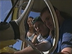 Sarah Beaumont, Tad Reeves, Toadie Rebecchi in Neighbours Episode 3281
