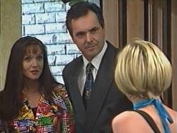 Susan Kennedy, Karl Kennedy, Amy Greenwood in Neighbours Episode 3281