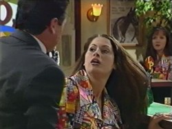 Karl Kennedy, Sarah Beaumont, Susan Kennedy in Neighbours Episode 3281