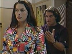 Sarah Beaumont, Joel Samuels in Neighbours Episode 3282