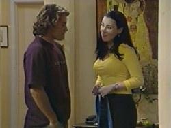 Joel Samuels, Geri Hallet in Neighbours Episode 3282