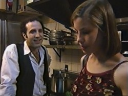 Vincenzo Colletti, Anne Wilkinson in Neighbours Episode 3282