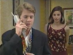 Lance Wilkinson, Anne Wilkinson in Neighbours Episode 3282