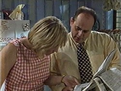 Ruth Wilkinson, Philip Martin in Neighbours Episode 3284