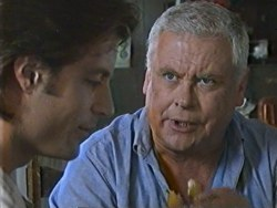 Drew Kirk, Lou Carpenter in Neighbours Episode 3284