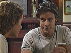 Joel Samuels, Drew Kirk in Neighbours Episode 3284
