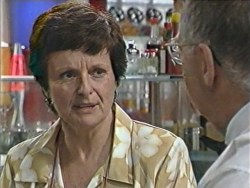Frances Nagel, Harold Bishop in Neighbours Episode 3284