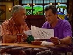 Lou Carpenter, Karl Kennedy in Neighbours Episode 3286