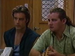 Drew Kirk, Toadie Rebecchi in Neighbours Episode 3286