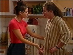 Sarah Beaumont, Toadie Rebecchi in Neighbours Episode 3286
