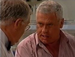 Harold Bishop, Lou Carpenter in Neighbours Episode 3286