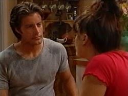 Drew Kirk, Sarah Beaumont in Neighbours Episode 3286