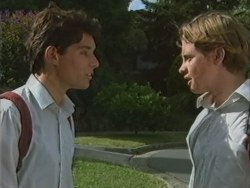 Paul McClain, Tad Reeves in Neighbours Episode 3294