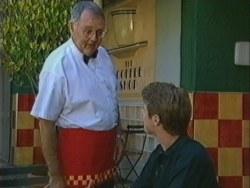 Harold Bishop, Lance Wilkinson in Neighbours Episode 3294
