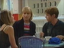 Anne Wilkinson, Ruth Wilkinson, Lance Wilkinson in Neighbours Episode 3294