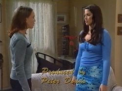 Libby Kennedy, Sarah Beaumont in Neighbours Episode 3342