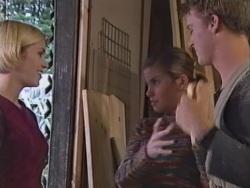Amy Greenwood, Anne Wilkinson, Billy Kennedy in Neighbours Episode 3342