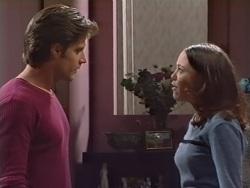 Drew Kirk, Libby Kennedy in Neighbours Episode 3342