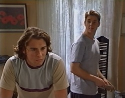 Joel Samuels, Lance Wilkinson in Neighbours Episode 3418